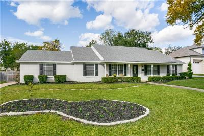 Single Family Home For Sale: 3647 Whitehall Drive