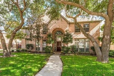 Flower Mound Single Family Home For Sale: 1716 Katherine Street