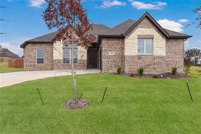 Johnson County Single Family Home For Sale: 1501 Grassy Meadows Drive