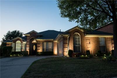 Wylie Single Family Home For Sale: 1803 Country Walk Lane