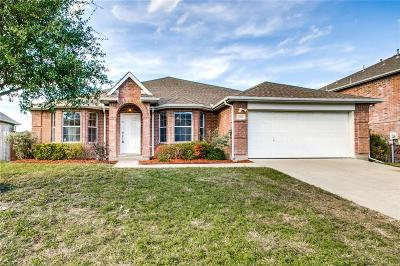 Wylie Single Family Home For Sale: 1402 Rain Tree Drive