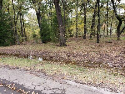 Mabank Residential Lots & Land For Sale: 6159 Chickasaw Drive