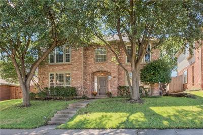 Carrollton Single Family Home For Sale: 2112 Stonegate Drive