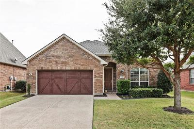 Lewisville Single Family Home For Sale: 2512 Brandon Drive