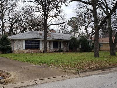 Forest Hill Single Family Home Active Option Contract: 6321 Banbury Drive