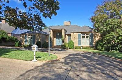 Tyler Single Family Home For Sale: 603 Rosemont Place