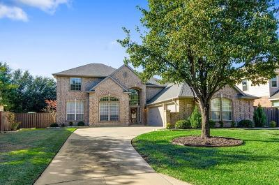 Southlake, Westlake, Trophy Club Single Family Home Active Option Contract: 729 Bryson Way