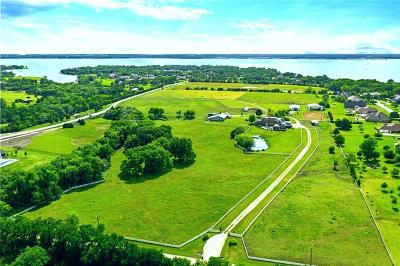 Rockwall County Farm & Ranch For Sale: 520 Meadowview Road