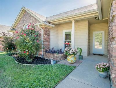 Saginaw Single Family Home For Sale: 1059 Roundrock Drive