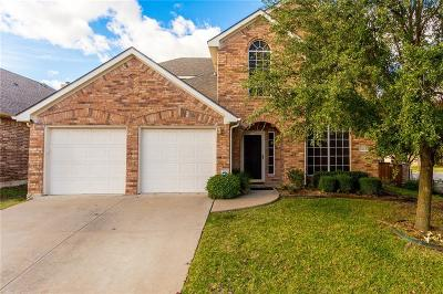 Sachse Single Family Home For Sale: 6117 Crestmill Lane