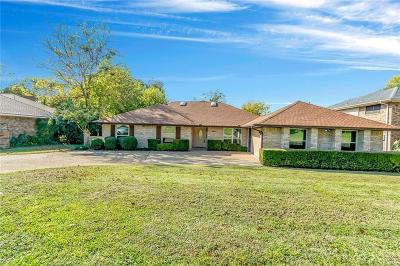 Rockwall Single Family Home For Sale: 1922 S Lakeshore Drive
