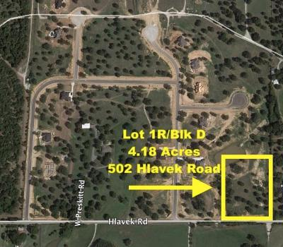 Decatur Residential Lots & Land For Sale: 502 Hlavek