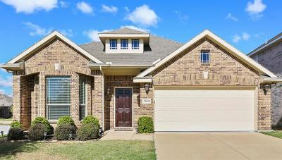 Single Family Home For Sale: 2601 Waterdance Drive
