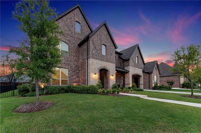 Colleyville Single Family Home For Sale: 7608 Prairie View Drive