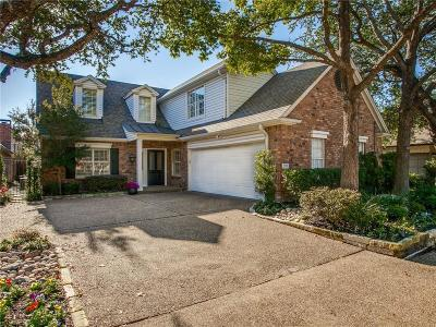 Single Family Home Active Kick Out: 1520 Waterside Court