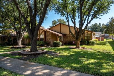 Mesquite Single Family Home For Sale: 1504 Golden Grove Drive