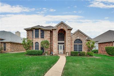 Carrollton Single Family Home For Sale: 2926 Panorama Drive