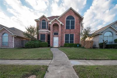 Rowlett Single Family Home For Sale: 6802 Conestoga Drive
