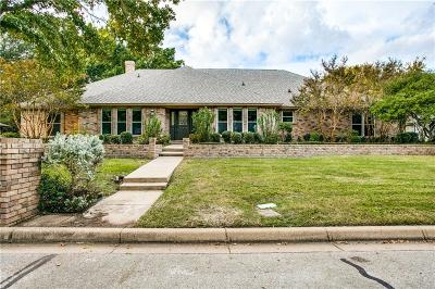Fort Worth Single Family Home For Sale: 7016 Battle Creek Road
