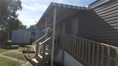 Lewisville Single Family Home For Sale: 402 E 121