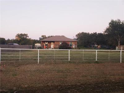 Wills Point Single Family Home Active Option Contract: 350 Fm 2475