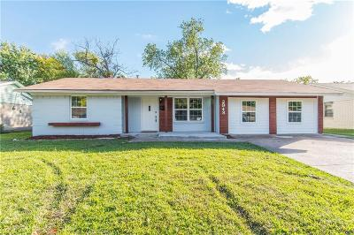 Farmers Branch Single Family Home For Sale: 2948 Amber Lane