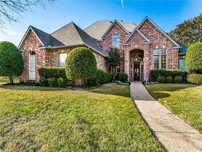 Southlake Single Family Home Active Option Contract: 814 Parkdale Drive