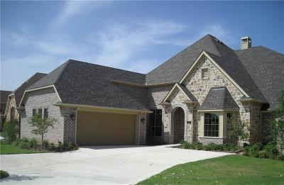 Sherman Single Family Home For Sale: 2931 Preston Club Drive