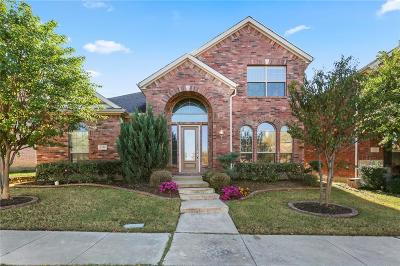 Frisco Single Family Home For Sale: 3739 Capitol Lane