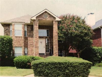 Coppell Single Family Home For Sale: 513 Lake Forest Drive