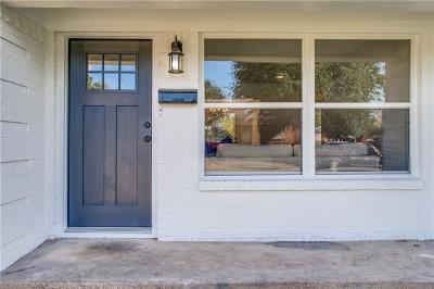 Single Family Home For Sale: 2006 Boyd Street