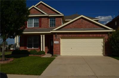Fort Worth Single Family Home For Sale: 15636 Gatehouse Drive