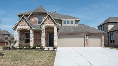 Prosper Single Family Home For Sale: 3110 Kennington Drive