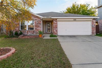 Fort Worth Single Family Home Active Kick Out: 4124 Majestic Court