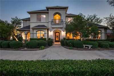Lewisville Single Family Home For Sale: 2708 King Arthur Boulevard