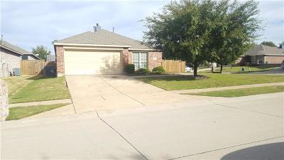 Melissa Single Family Home For Sale: 519 Fisherman Trail