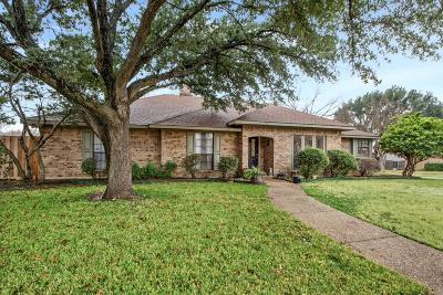 Richardson Single Family Home For Sale: 2302 Acacia Street