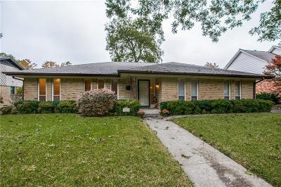 Dallas County Single Family Home For Sale: 9943 Greenfield Drive