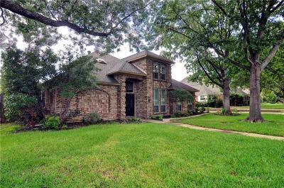 Colleyville Single Family Home Active Contingent: 3409 Langley Hill Lane