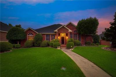 Rowlett Single Family Home For Sale: 7501 Glenstone Street