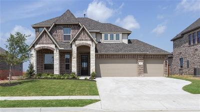 Prosper Single Family Home For Sale: 810 Grove Vale Drive