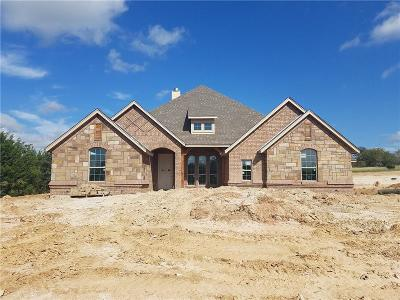 Weatherford Single Family Home For Sale: 1015 Merriam