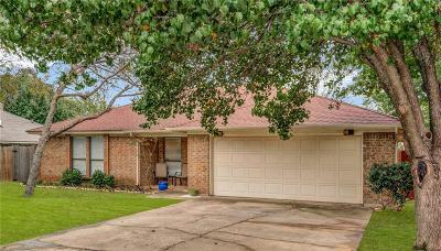 Crowley Single Family Home For Sale: 721 Owens Drive