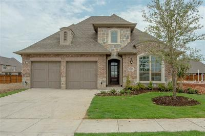The Colony Single Family Home For Sale: 2817 Montreaux