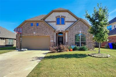 Sherman Single Family Home Active Option Contract: 4707 Liberty Hill Trail