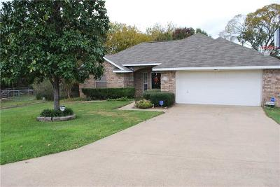 Crandall Single Family Home For Sale: 404 Creekside Drive