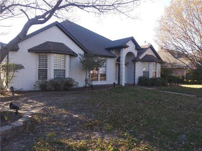 Single Family Home For Sale: 5020 Highland Meadow Drive