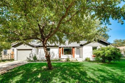 Single Family Home For Sale: 6239 Parkdale Drive