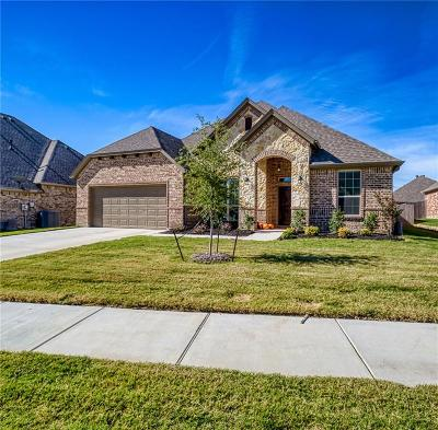 Benbrook Single Family Home Active Option Contract: 3916 Brookdale Road