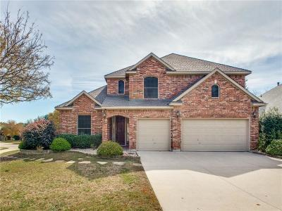 Flower Mound Single Family Home For Sale: 1401 Twilight Drive